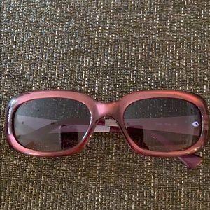 Fendi women's sunglasses FS229 plum